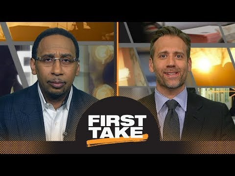 Stephen A. and Max react to NFL's rule change for helmet-to-helmet hits | First Take | ESPN