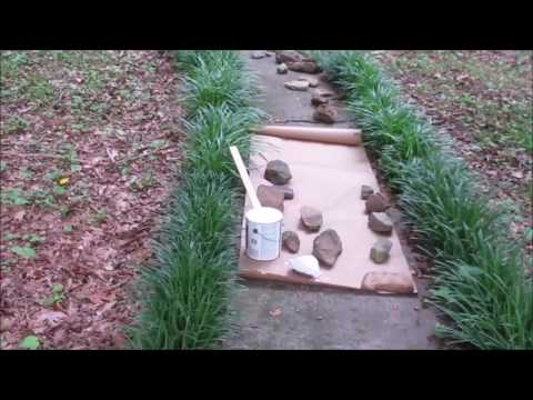DIY: Outdoor Garden Simple Painted Rocks To Make Your Yard Beautiful!