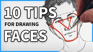 How To Draw A Face 10 Common Problems And How To Fix Them MP3