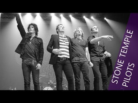 Stone Temple Pilots - Plush (with lyrics)