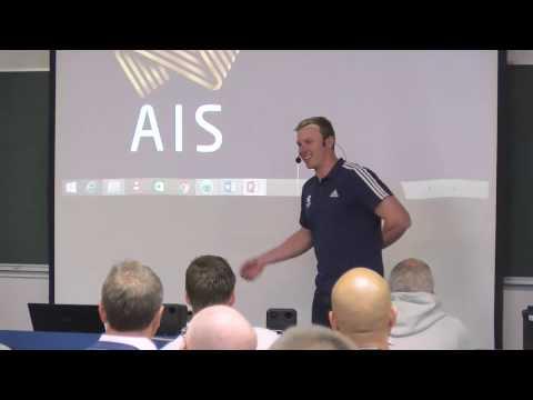 Biomechanics of Javelin Throw - Mike Barber