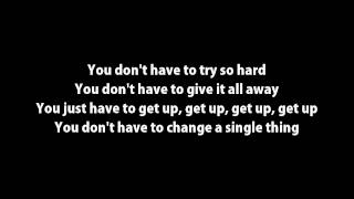 Colbie Caillat - Try (Lyrics) [Cover]