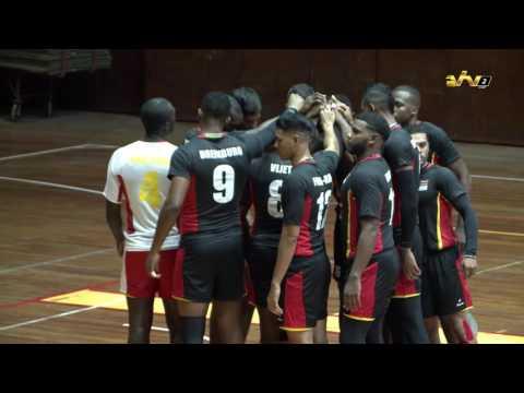 Volleybal WK Kwalificatie : Suriname – Jamaica
