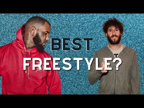 "Best Freestyle? (Lil Dicky, The Game, Nipsey Hussle, Meek Mill, Royce Da 5'9"")"