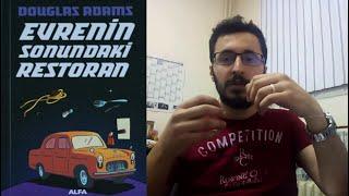 Evrenin Sonundaki Restoran - Douglas Adams | viKİTAP Serisi 2
