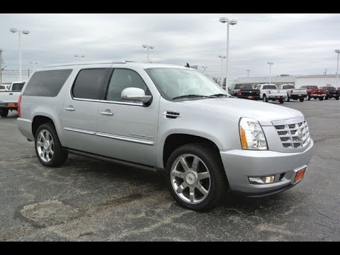 2012 cadillac escalade esv luxury all wheel drive for sale. Black Bedroom Furniture Sets. Home Design Ideas