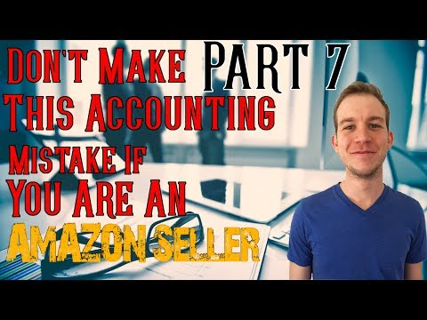 Amazon Financial Accounting -Part 7- Perfection Costs You Money, Get An Exclusive Discount-Live Q&A