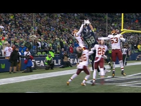 Crazy Finish in Seattle! | Redskins vs. Seahawks | NFL