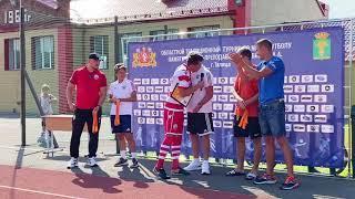 В память о тренере на Колосе прошел областной турнир по мини футболу