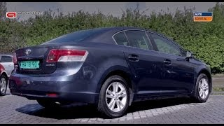 Toyota Avensis review -my2008-2014-