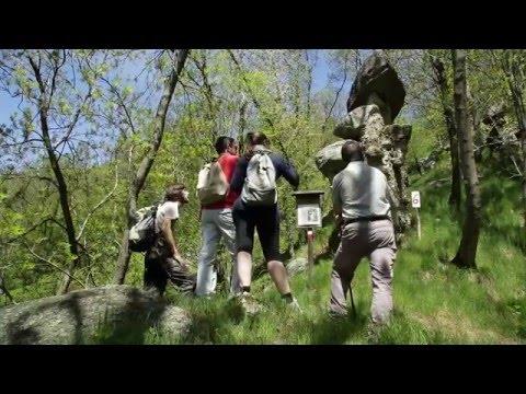 Il Sentiero Roc D'le Masche e del Castei D'Le Rive (Valle Grande)