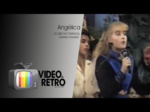 Angelica Clube da criança 3º cenario - floresta