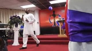 Prophet Nanasei Opoku-Sarkie In California Day 2 Message