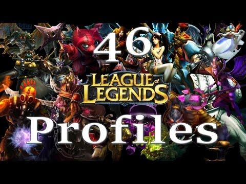 567d6d76ea3 46 League of Legends RGB Profiles with matching champion animations :  RGBProfiles