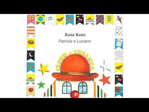 LP Clube da Criança :: Xuxa Xuxu - Patrícia e Luciano :: 1984