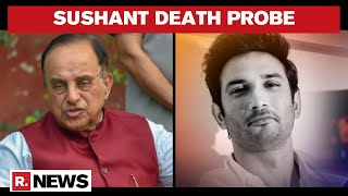 Sushant Death Probe: Subramanian Swamy Speaks On Ongoing Investigation Conducted By Mumbai