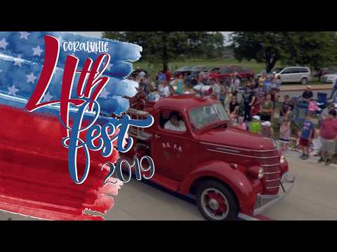 Come To 4thFest 2019 In Coralville!