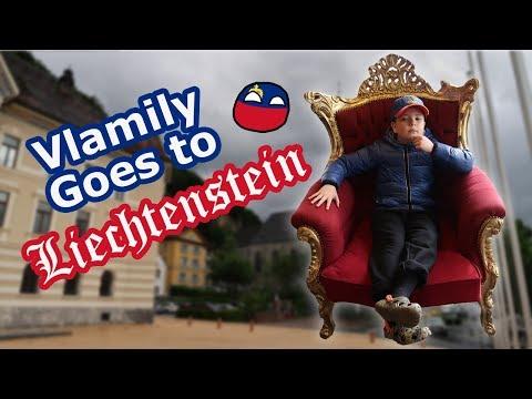 Liechtenstein -- Vlamily Life -- Vlog 005