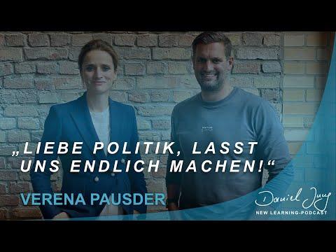 Verena Pausder über die Chancen Bildung neu zu denken | New Learning Podcast by Daniel Jung