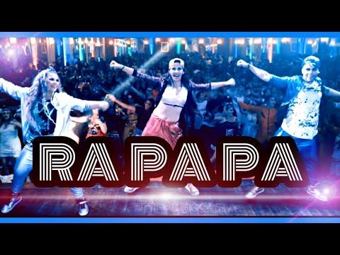 ZUMBA - RA PA PA - KEVO DJ --- Feat . MUH ARRUDA & ANA CARLA PXT