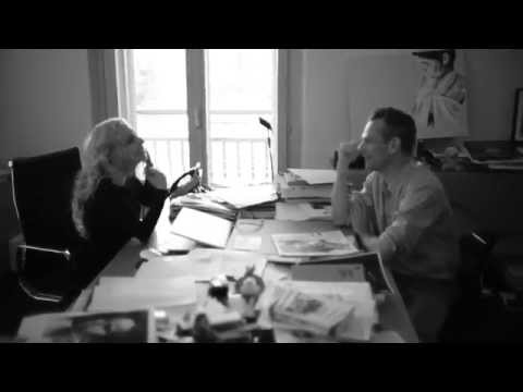 Miles Aldridge | Interview with Franca Sozzani