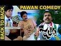 Pawan Kalyan Back To Back Comedy  Jalsa Telugu Movie  Ileana Brahmanandam Ali Sunil