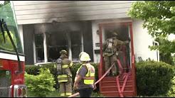 05.07.11 - House Fire; Whitehall, PA