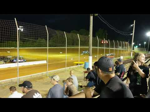 Potomac Speedway Derick Quade Heat Race