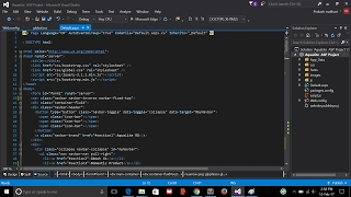 How to publish Asp.net website on internet