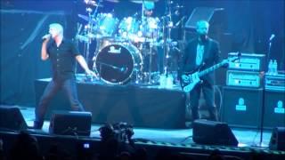 Thunder, Odyssey Arena Belfast with Journey & Whitesnake