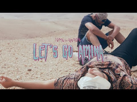 Nimo - LET'S GO AMINA feat. Hanybal (prod. von SOTT & Denis the Producer) [Official 4K Video]
