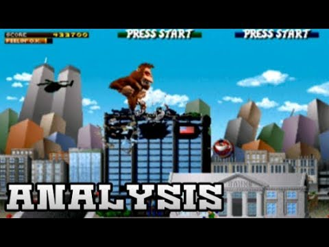 Game Analysis - The Rampage Series