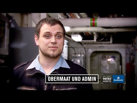 Projekt Digitale Kräfte: Admin - Bundeswehr