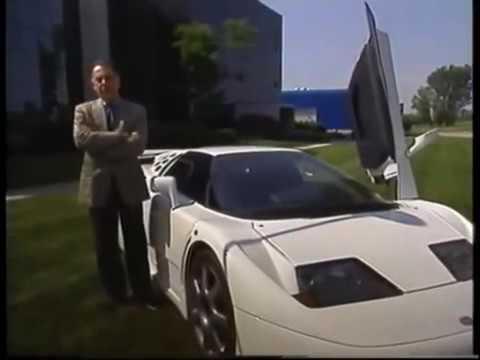Bugatti Automobiles SpA in 1995