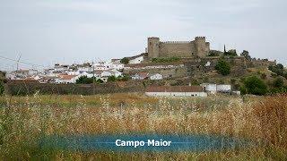 Campo Maior, Vila e Castelo, 2017 05 27