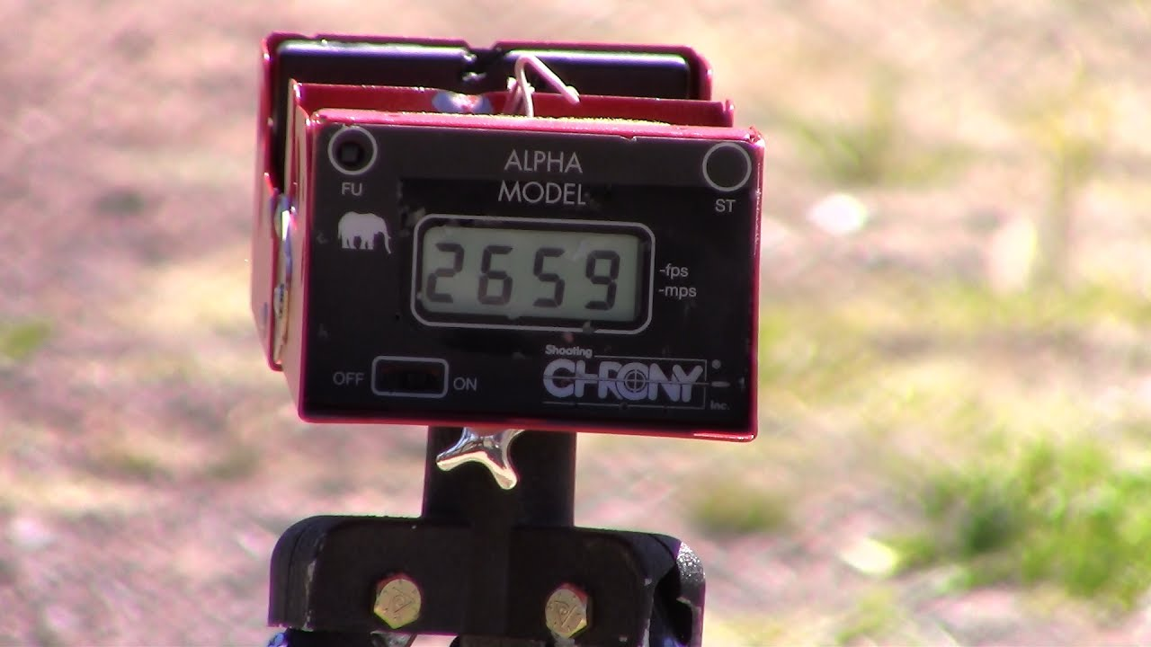 range test 222276 with chrono and gp 11 ammo youtube