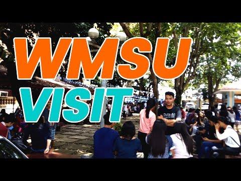 WMSU (Western MIndanao State University) Visit