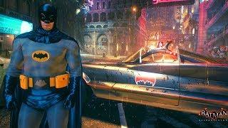 Batman Arkham Knight Adam West Skin Mod PC Tutorial.