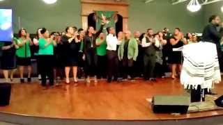 God Is Great And Greatly To Be Praise! Pastor Eric J.Cobbins Worship Center Of K.C. Choir