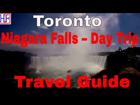 Toronto | Niagara Falls – Day Trip | Tourist Attractions | Episode# 11
