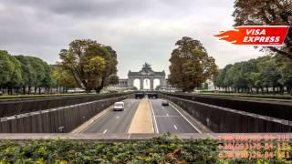 видео Оформление визы в Бельгию