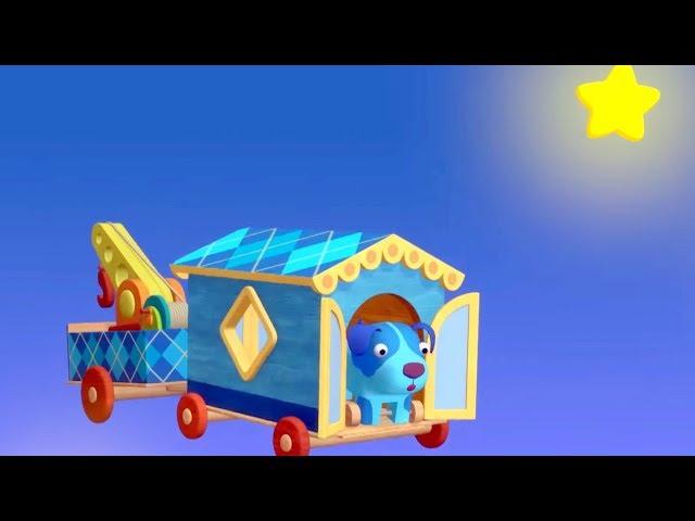 Детские песенки 🎶 МУЛЬТ: Деревяшки 🌛 Луна 🦆 Теремок песенки для детей / песни из мультфильмов