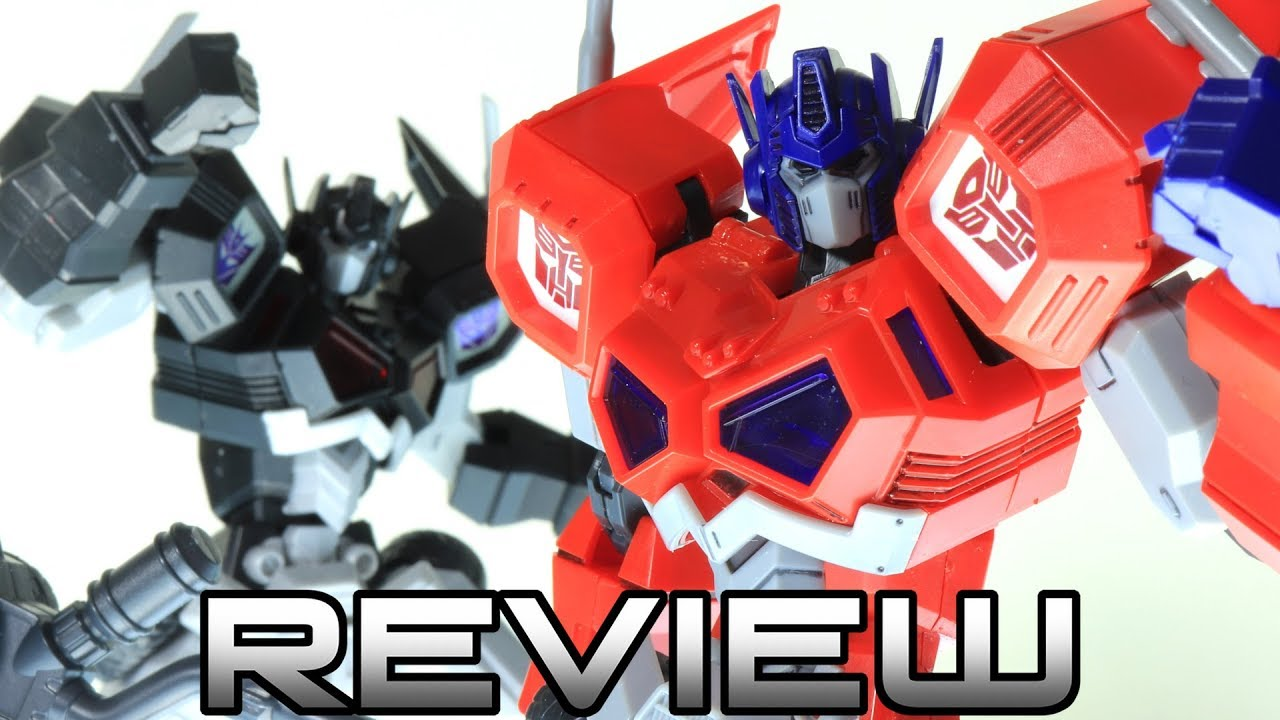 These Transformers Kits Are Awesome Flame Toys Furai Model