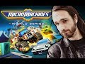 Micro Machines World Series Review (Xbox One/PS4/Steam) - Psy Reviews It