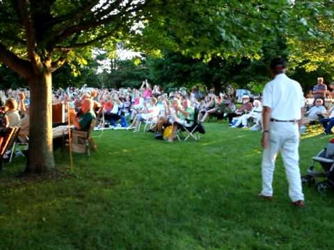 Arboretum Music in the Gardens