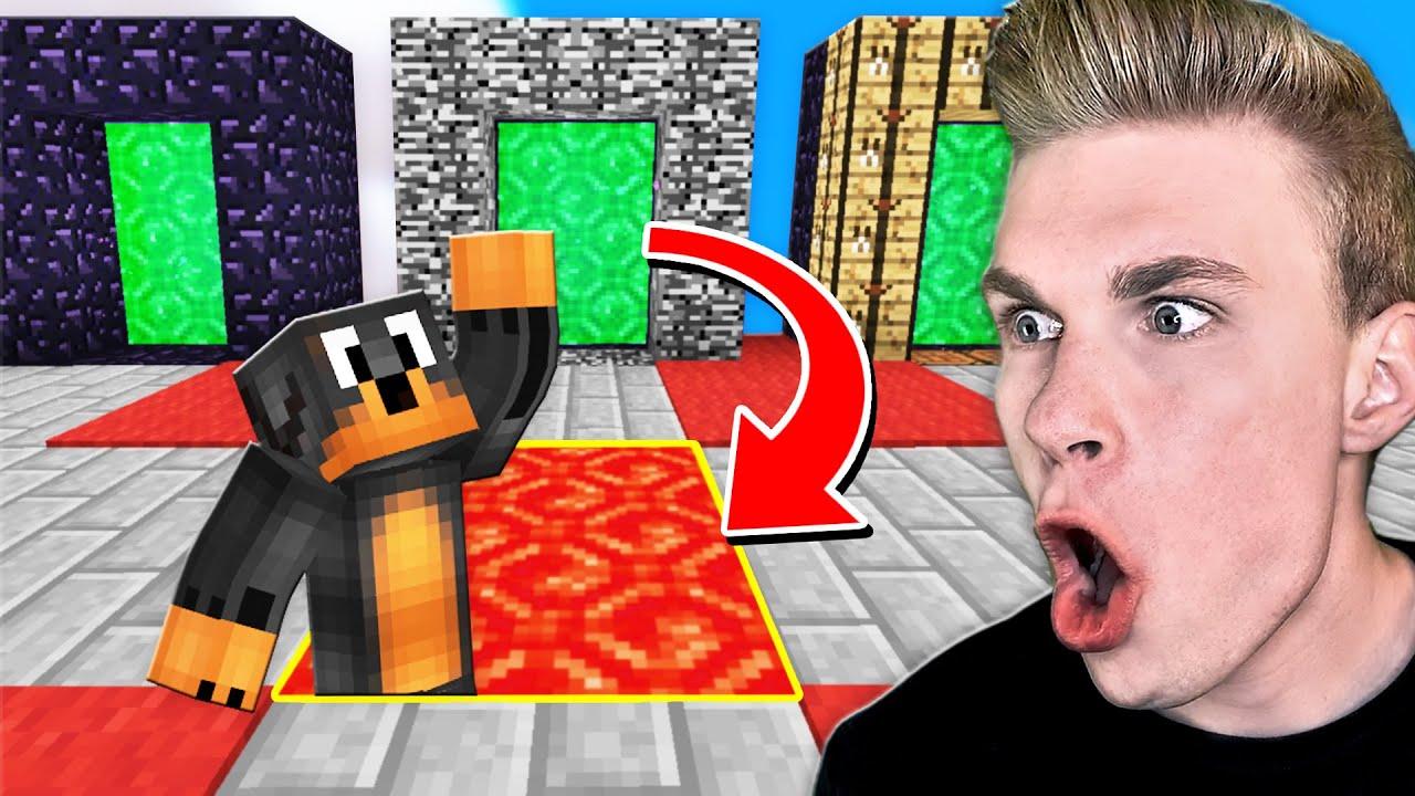 ZNALAZŁEM COŚ NIESPOTYKANEGO 500.000 KRATEK od MILIONOWIC w Minecraft!