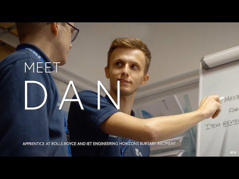 How I Became An Engineer At Rolls-Royce – Dan's Story
