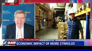 Wall to Wall: Stephen Moore on Final 2020 Jobs Report