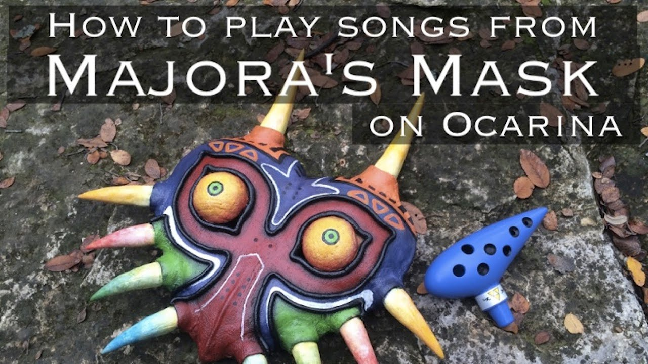 how to play majora 39 s mask songs on ocarina octalk youtube. Black Bedroom Furniture Sets. Home Design Ideas