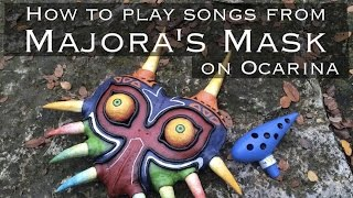 How to play Majora